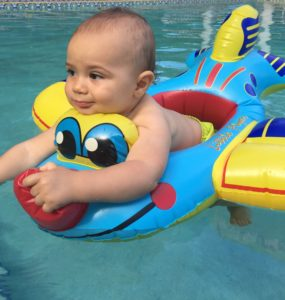 Tripp pool 9 months